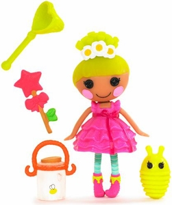 Lalaloopsy 3 Inch Mini Figure with Accessories Pix E. Flutters
