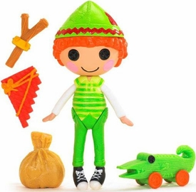 Lalaloopsy 3 Inch Mini Figure with Accessories Pete R. Canfly