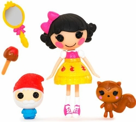 Lalaloopsy 3 Inch Mini Figure with Accessories Snowy Fairest