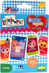 Lalaloopsy Card Game Crazy Eights