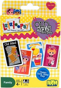 Lalaloopsy Card Game Old Maid