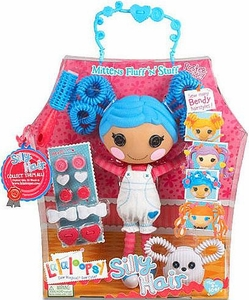 Lalaloopsy Silly Hair Doll Figure Mittens Fluff 'N' Stuff