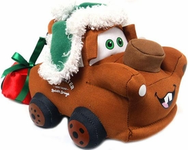 Disney / Pixar CARS Movie 7 1/2 Inch Plush Figure Christmas Mater