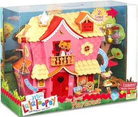 Lalaloopsy Dollhouse Playset Sew Sweet Playhouse [Exclusive Blossom Flowerpot Mini Figure]
