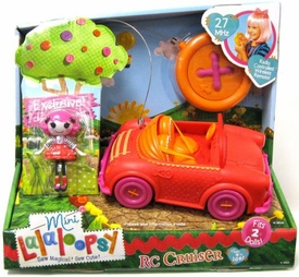 Lalaloopsy RC Remote Control Cruiser with Mini Charlotte Charades [Red Car]