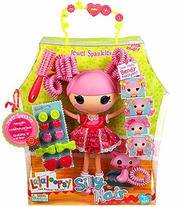 Lalaloopsy Silly Hair Doll Figure Jewel Sparkles