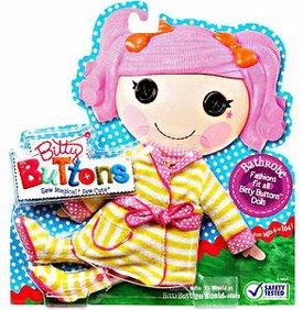 Lalaloopsy Fashion Pack Bathrobe