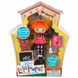 Lalaloopsy 3 Inch Mini Figure with Accessories Bea Spells-A-Lot