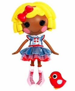 Lalaloopsy Doll Figure Dot Starlight