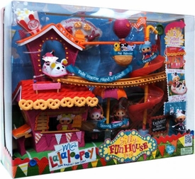 Lalaloopsy Playset Silly Funhouse Park