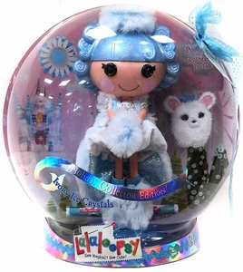 Lalaloopsy Holiday Collector Edition Doll Ivory Ice Crystals