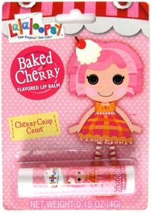 Lalaloopsy Flavored Lip Balm Baked Cherry