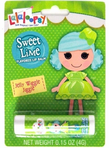 Lalaloopsy Flavored Lip Balm Sweet Lime
