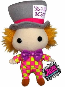 Funko Alice In Wonderland Movie 5 Inch Plush Figure Mad Hatter