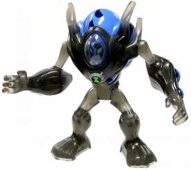 Ben 10 LOOSE 4 Inch Action Figure Ultimate Swampfire [Power-Up Version]