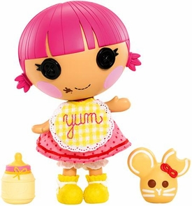 Lalaloopsy Littles Doll Figure Sprinkle Spice Cookie