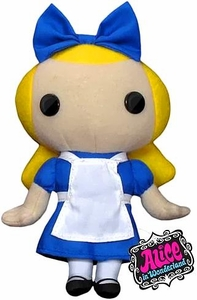 Funko Alice In Wonderland Movie 5 Inch Plush Figure Alice