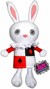 Funko Alice In Wonderland Movie 5 Inch Plush Figure White Rabbit