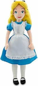 Disney Alice In Wonderland Exclusive 22 Inch Deluxe Plush Figure Alice