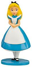 Disney Alice In Wonderland Exclusive 3 Inch LOOSE PVC Figure Alice