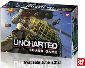 Uncharted Board Game BLOWOUT SALE!