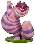 Disney Alice In Wonderland Exclusive 3 Inch LOOSE PVC Figure Cheshire Cat