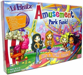 Lil' Bratz Board Game Amusement Park Funk BLOWOUT SALE!