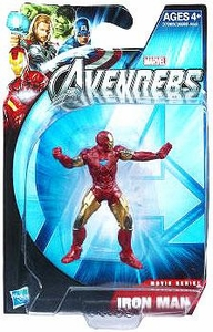 Marvel Avengers Movie EC Action Figure Iron Man BLOWOUT SALE!