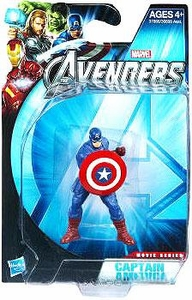 Marvel Avengers Movie EC Action Figure Captain America
