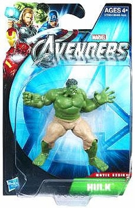 Marvel Avengers Movie EC Action Figure Hulk