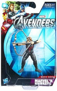 Marvel Avengers Movie EC Action Figure Hawkeye