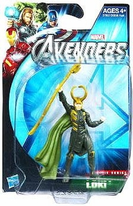 Marvel Avengers Movie EC Action Figure Loki