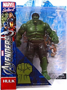 Marvel Select Action Figure Avengers Movie Hulk