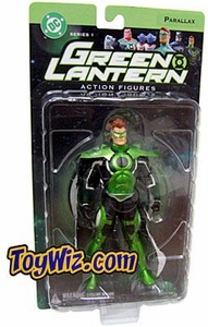 DC Direct Green Lantern Series 1 Action Figure Parallax