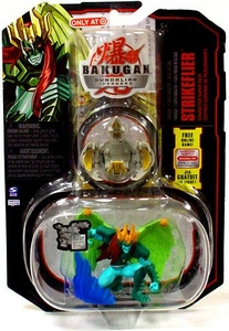 Bakugan Gundalian Invaders Exclusive Character Super Pack Strikeflier
