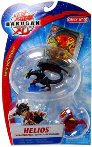 Bakugan Battle Brawlers B2 New Vestroia Character Pack Helios