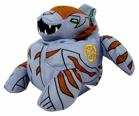 Bakugan Battle Brawlers Collector Mini Plush Figure Tigrerra