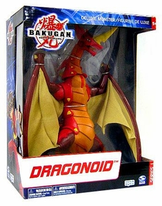 Bakugan Collector Monster Series 1 Deluxe Figure Dragonoid