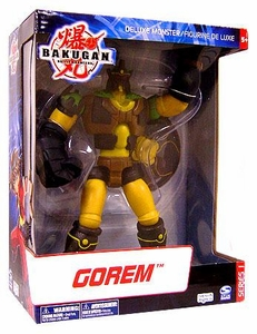 Bakugan Collector Monster Series 1 Deluxe Figure Gorem