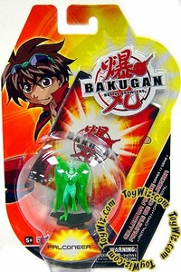 Bakugan Battle Brawlers Collector Mini PVC Figure Falconeer [Random Colors]