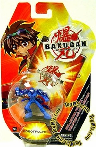 Bakugan Battle Brawlers Collector Mini PVC Figure Robotallian [Random Colors] BLOWOUT SALE!