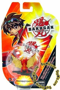 Bakugan Battle Brawlers Collector Mini PVC Figure Dragonoid [Random Colors]