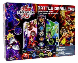 Bakugan Battle Brawlers Skill & Action Board Game