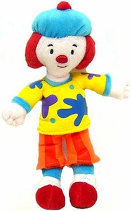 Jo Jo's Circus Big Top Friends 5 Inch Poseable Plush Figure JoJo