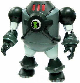 Ben 10 LOOSE 4 Inch Action Figure NRG [Power-Up Version]