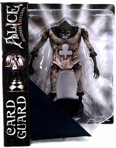 Diamond Select Toys Alice: Madness Returns Action Figure Card Guard