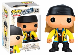 Funko POP! Jay and Silent Bob Strike Back Vinyl Figure Jay Pre-Order ships May