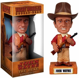 Funko Wacky Wobbler Bobble Head John Wayne [The Duke]