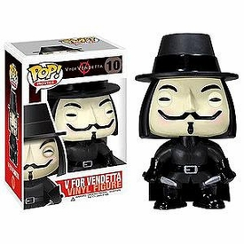 Funko POP! V For Vendetta Vinyl Figure V