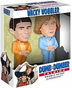 Funko Dumb & Dumber Wacky Wobbler Bobble Head 2-Pack Talking Harry & Lloyd